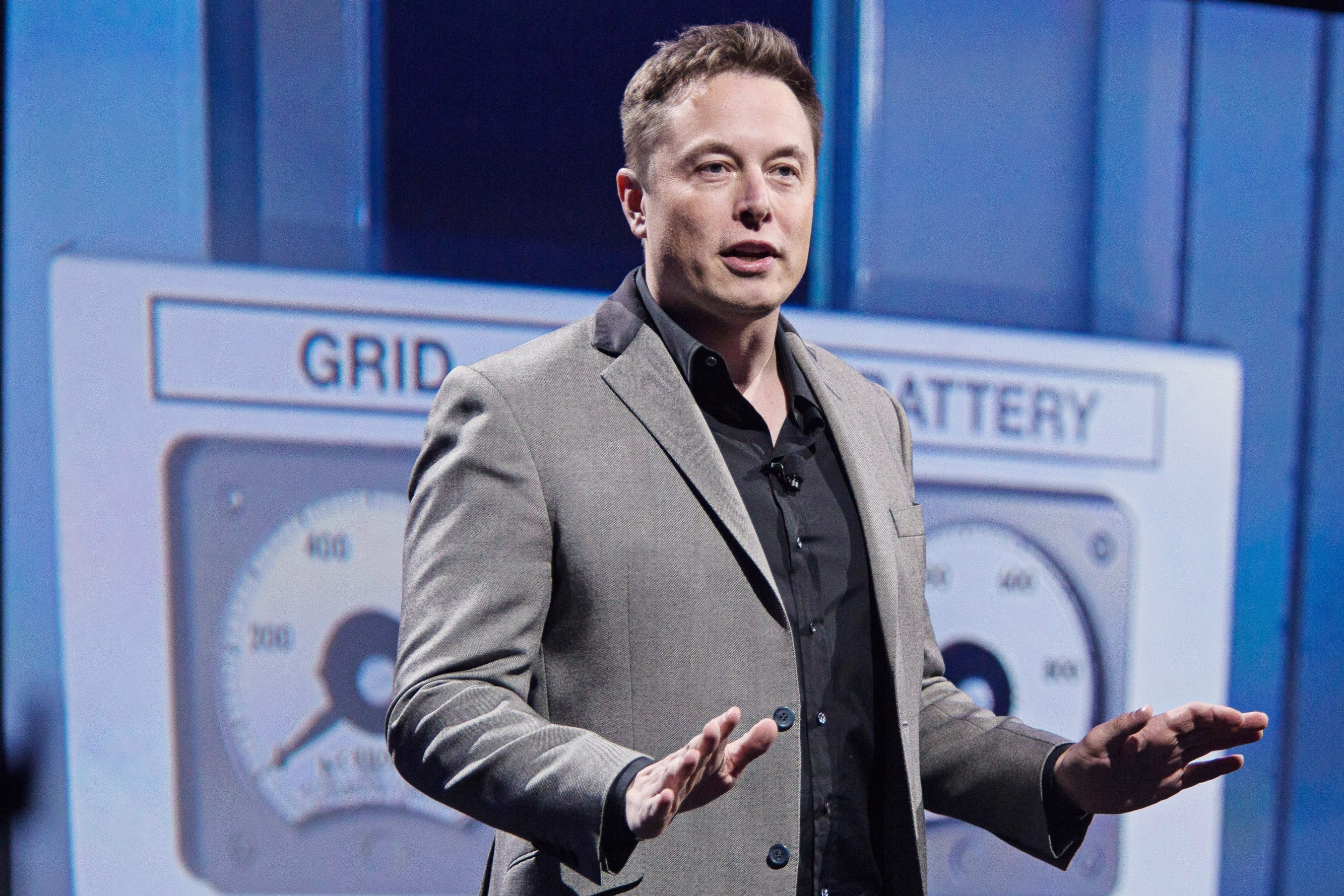 While two of Elon Musk's ventures -- Tesla Motors and SolarCity -- have received billions in subsidies, they are creating innovations in clean energy. (Bloomberg News file photo)