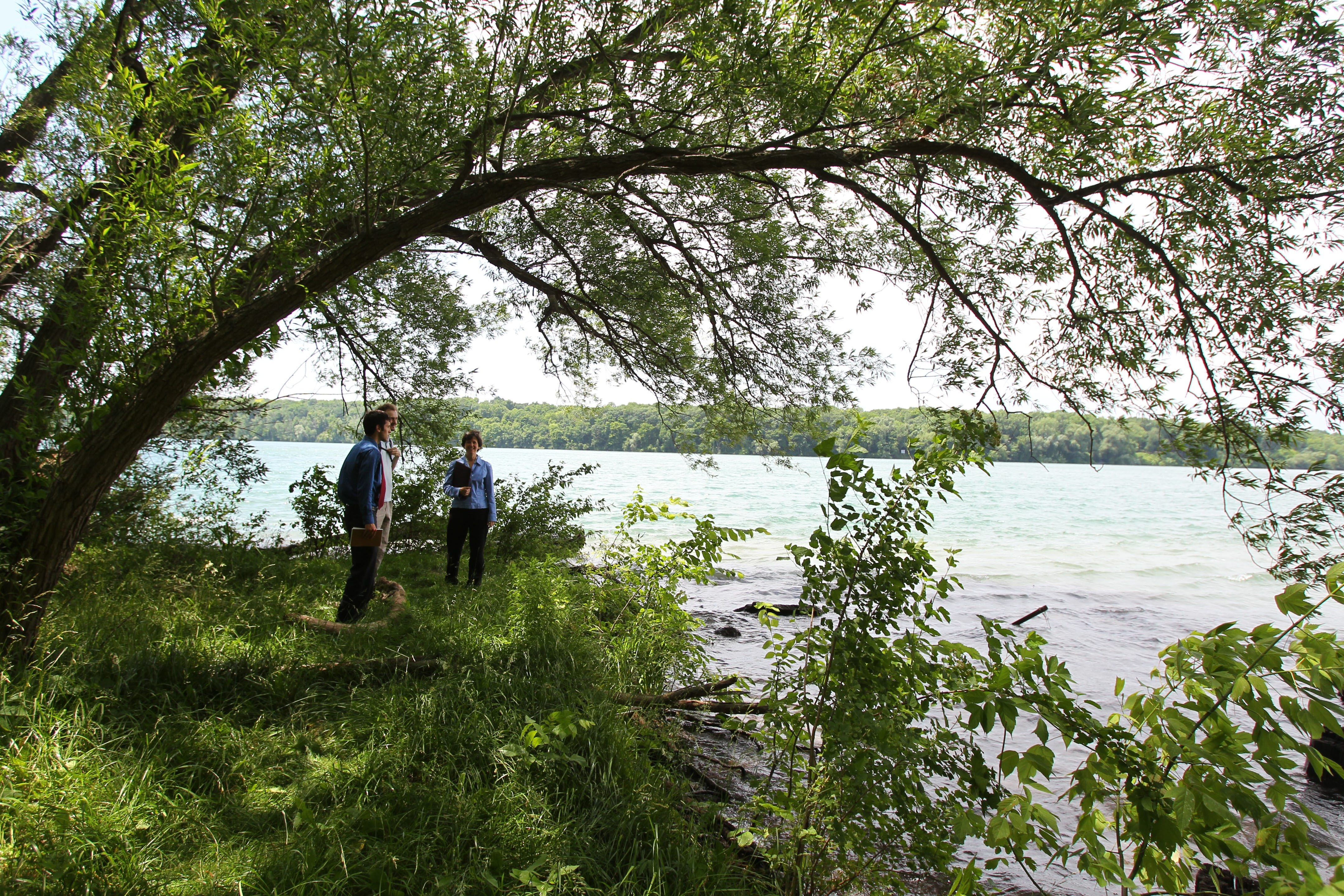 Sisters of St. Francis have sold property that runs for a quarter-mile along Niagara River in Lewiston to WNY Land Conservancy for $2.25 million.