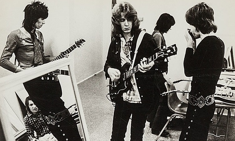 The Rolling Stones documentary 'Gimme Shelter' will be shown at the North Park Theatre and Screening Room Cinema Cafe.