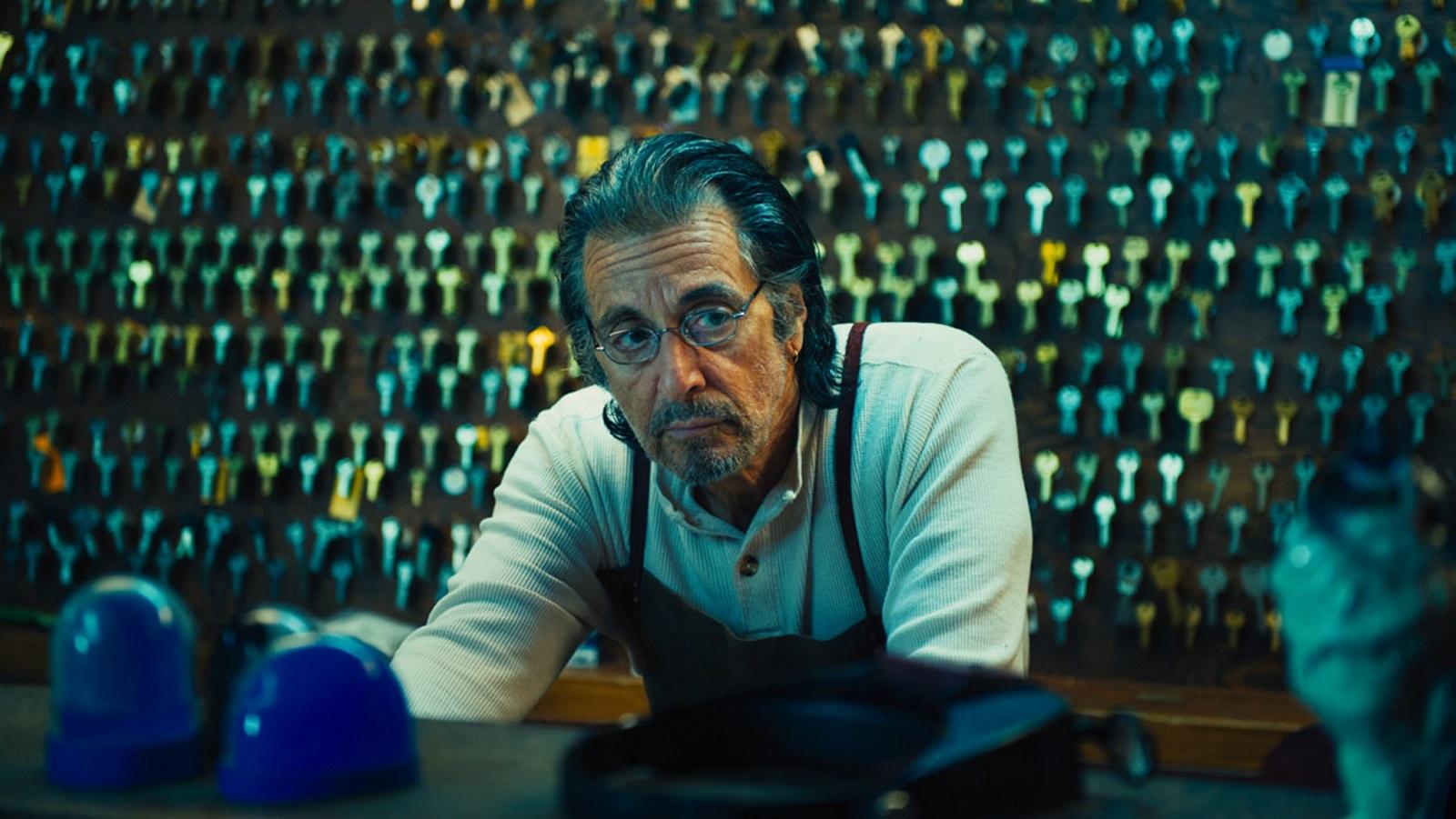 Al Pacino stars in 'Manglehorn.'