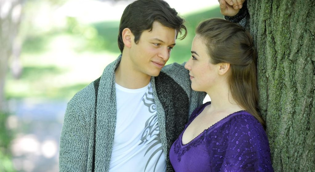 'Romeo and Juliet' is one of two plays this season at Shakespeare in the Park. (Christoper Scinta for Shakespeare in Delaware Park.)
