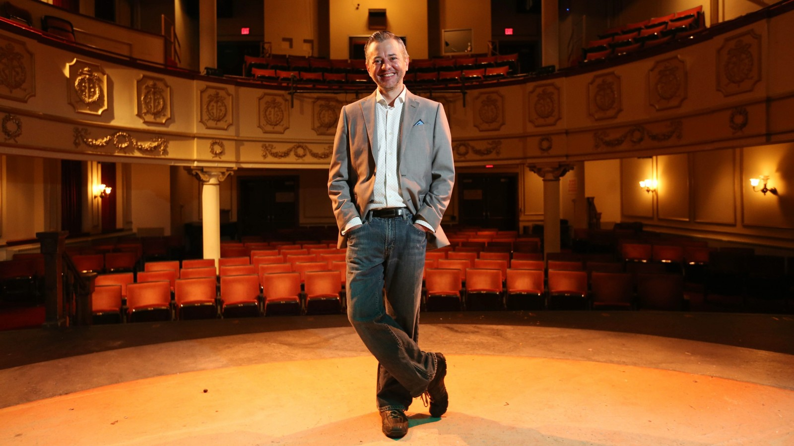 Last week, Joseph Demerly announced that he was leaving his position as managing director of the Kavinoky Theatre and heading to the League of Charleston Theatres in South Carolina. 'His tenure here deserves an extended standing ovation, a four-star review, a bevy of Artie Awards and all the good wishes we can possibly muster,' writes Colin Dabkowski.