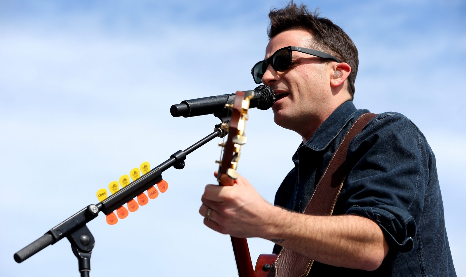 Marc Roberge and O.A.R. return  for a show at Artpark on Wednesday.