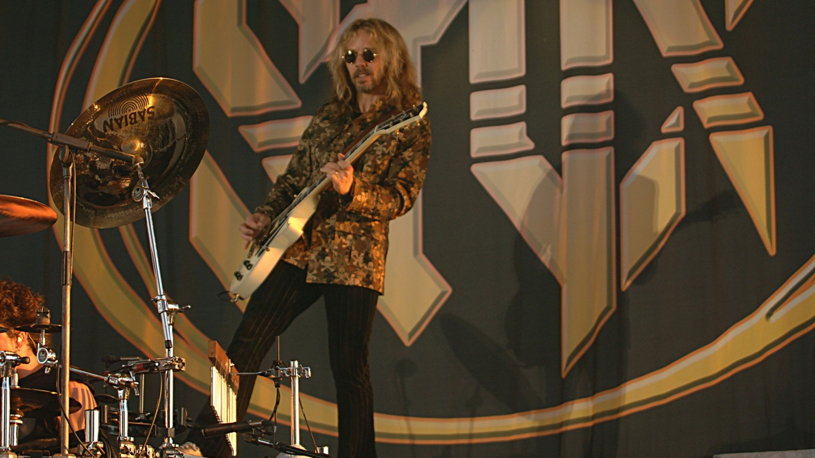 Tommy Shaw and Styx are part of a classic rock triple bill at Darien Lake Performing Arts Center.