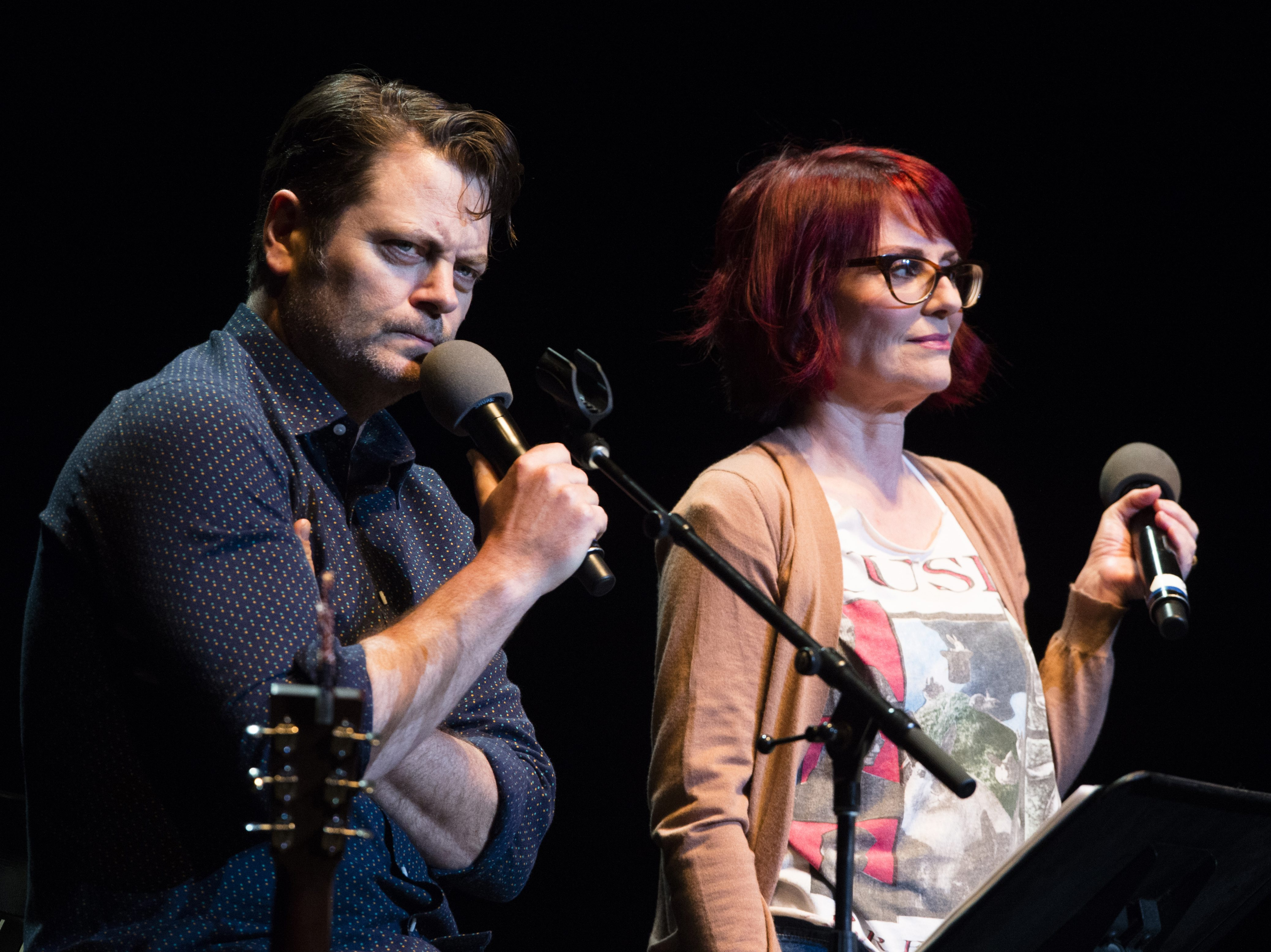 Nick Offerman will perform July 31 as part of the Lucille Ball Comedy Festival.