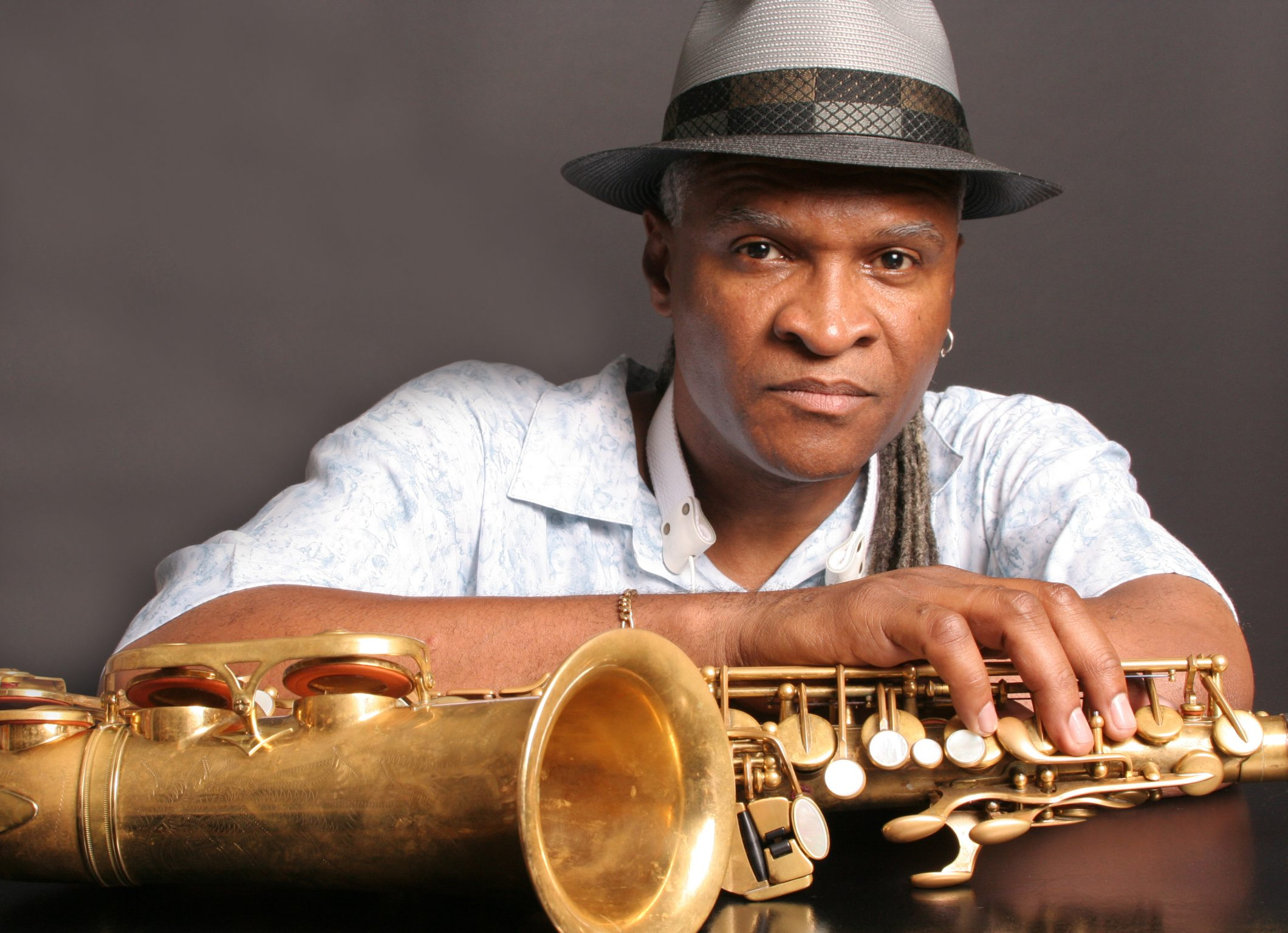 A quartet led by Bobby Watson, above, and bassist Curtis Lundy will play with at the Masten Jazz Festival on Sunday.