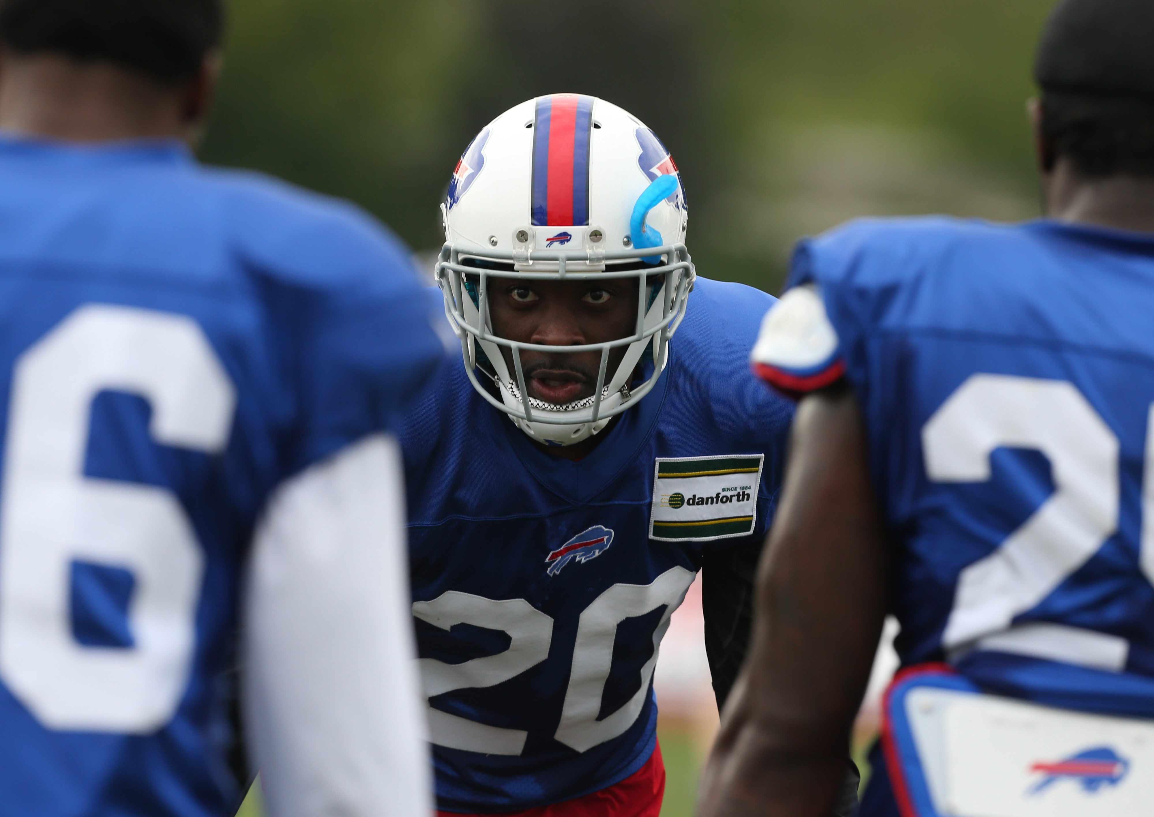 Buffalo native Corey Graham knew that at some point in his career he would make the transition from cornerback to safety.