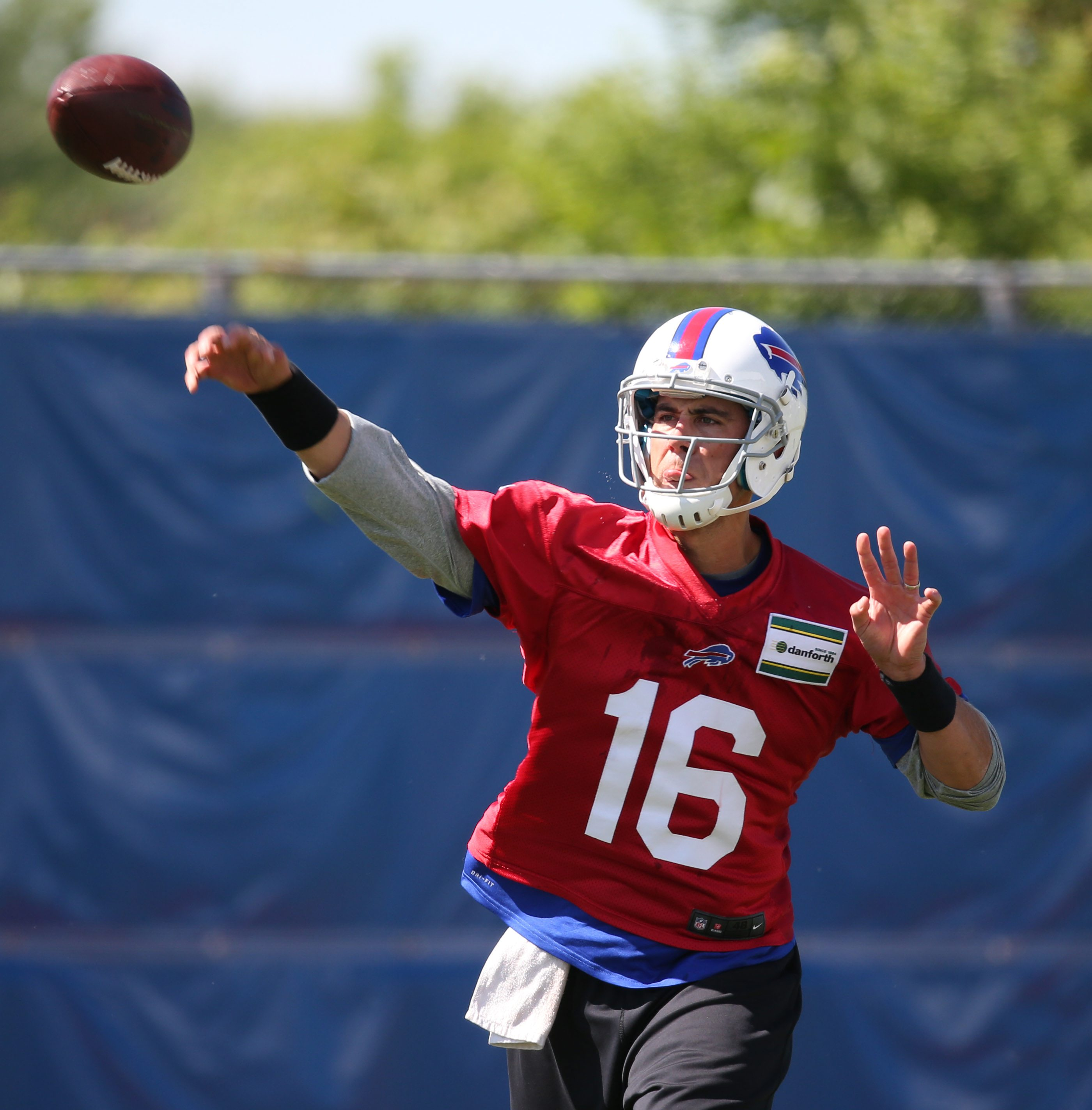 The Bills have to hope Matt Cassel plays like he did in 2008 with New England and 2010 with Kansas City if he wins the quarterback battle in training camp.