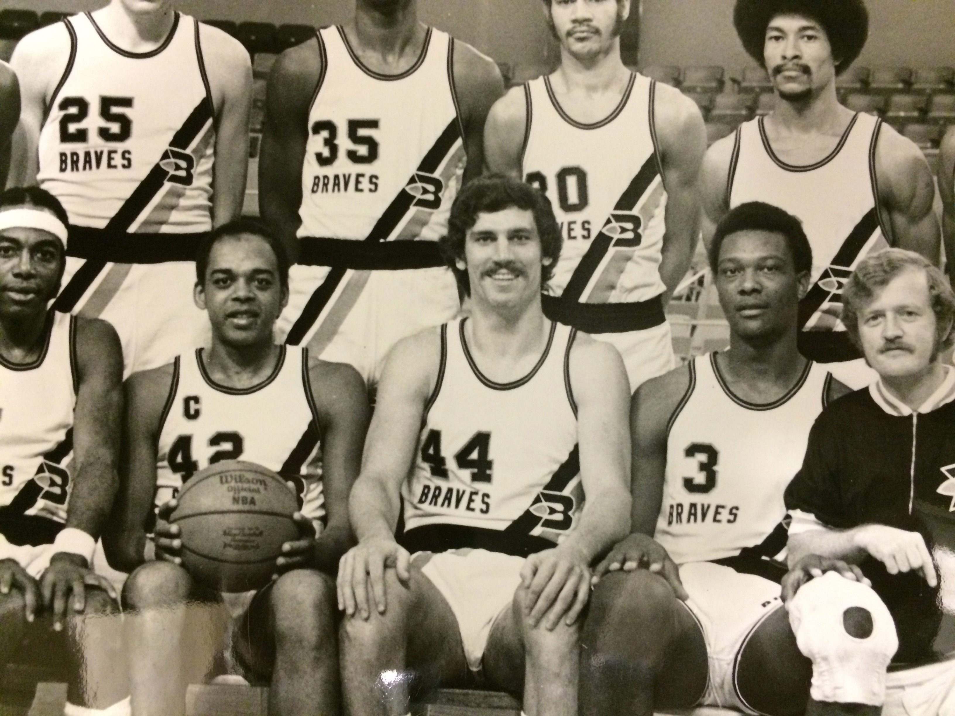 Bob Kauffman was an NBA Eastern Conference All-Star in his first three seasons with the Buffalo Braves.