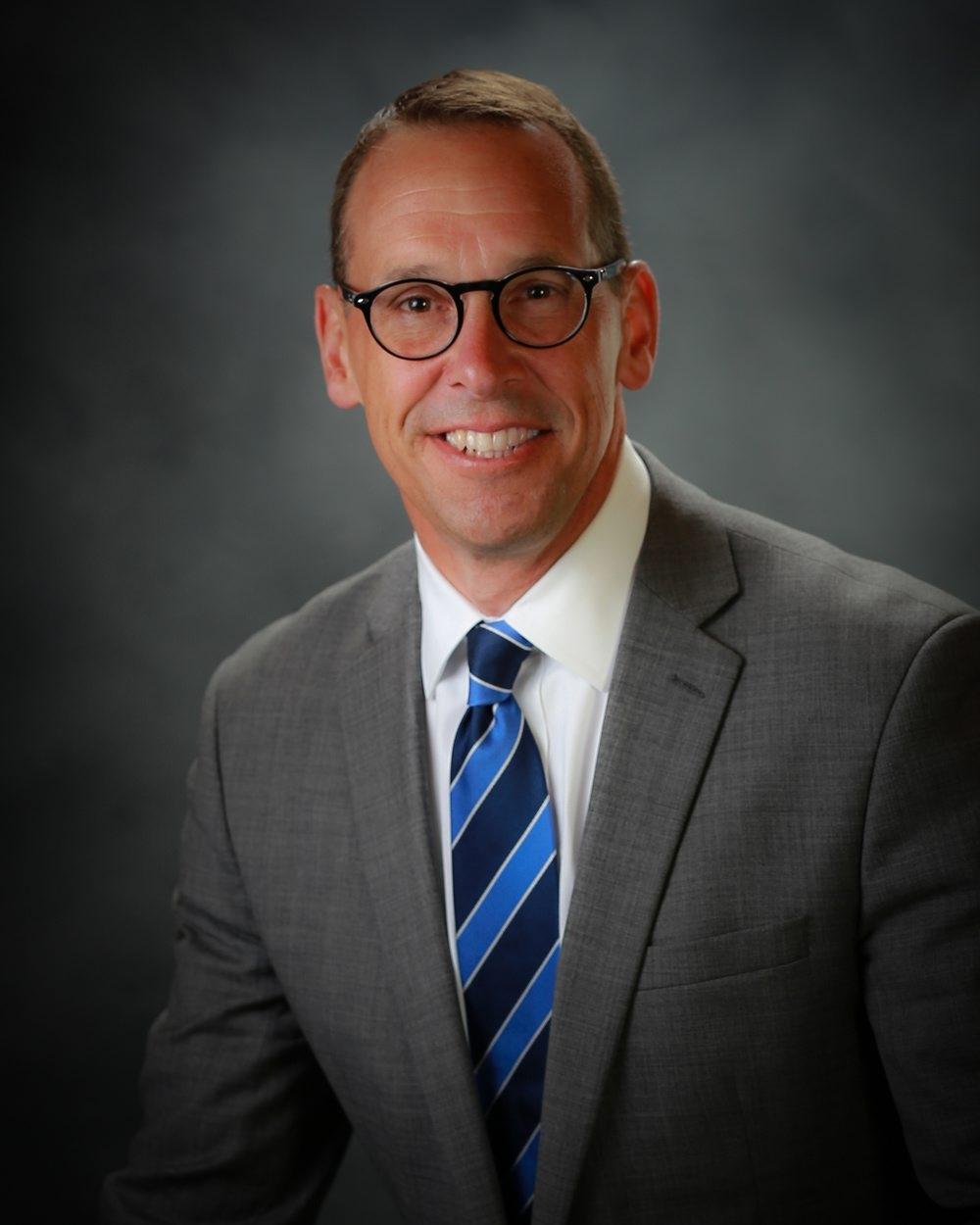 County District Attorney David Foley
