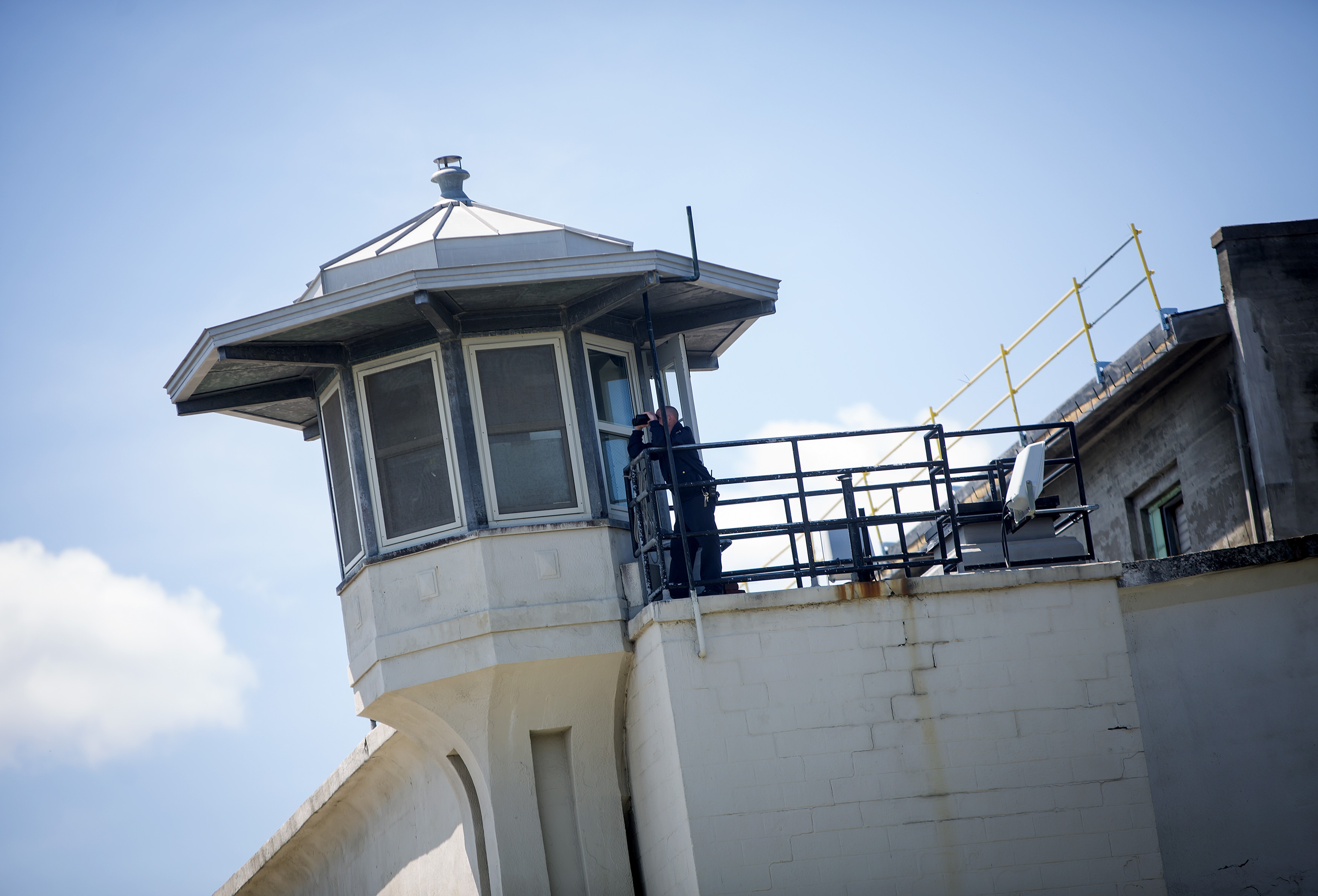 The elaborate escape from Clinton Correctional Facility in Dannemora would not have been possible without the assistance of prison employees. (Getty Images)