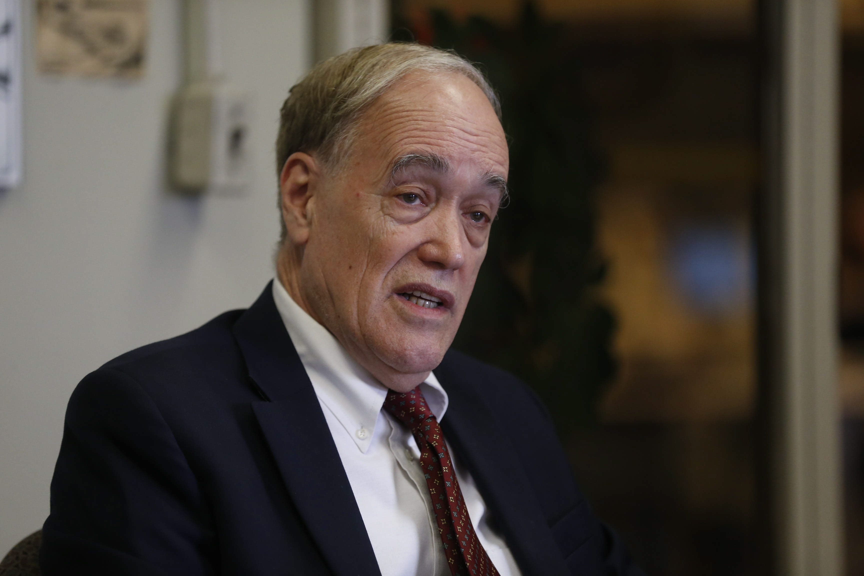 Gary Orfield, head of UCLA's Civil Rights Project, has recommended a series of changes that aren't sitting well with the Buffalo Board of Education. (Robert Kirkham/Buffalo News file photo)