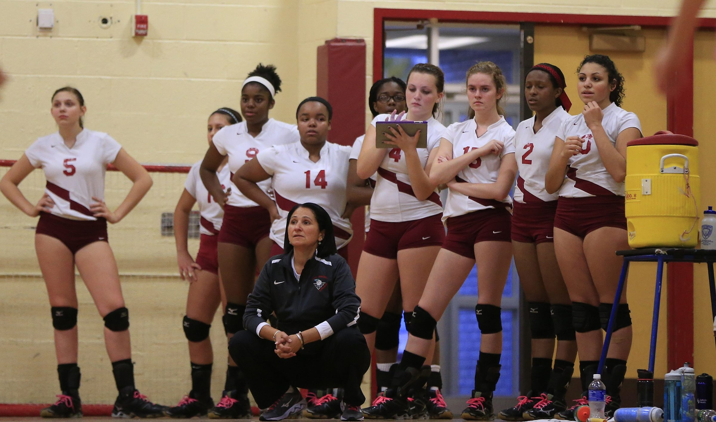 The City Honors volleyball teams coached by Deborah Matos regularly contend for Section VI championships. Matos is also the school's softball coach.
