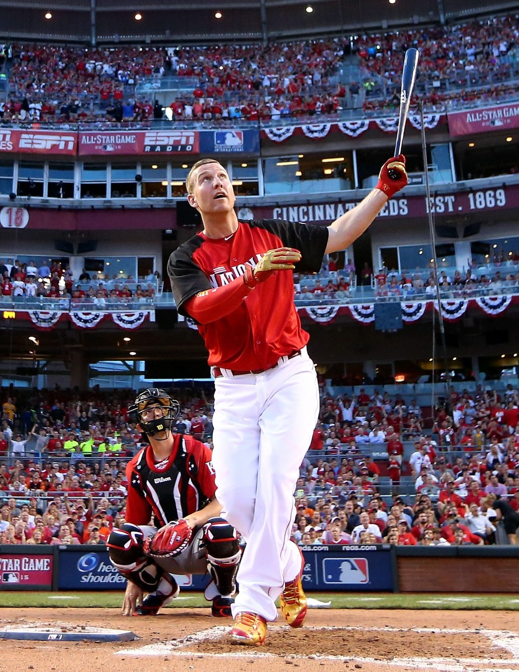 Hometown favorite Todd Frazier helped make the Home Run Derby a dramatic success during the All-Star festivities in Cincinnati.