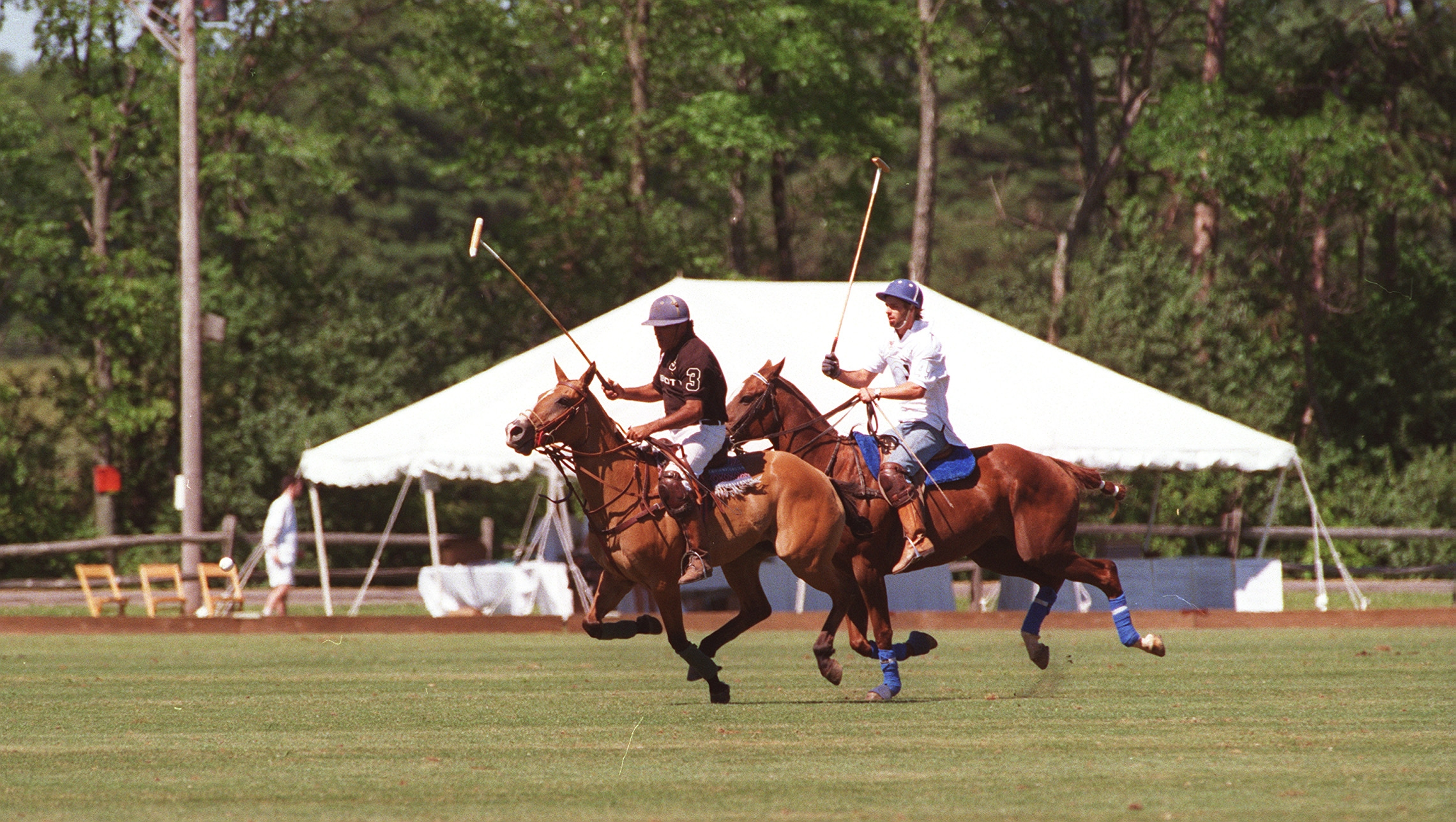 Saturday's polo match at Knox Farm will be hosted by the Stables at Knox Inc., a split group from the Friends of Knox Farm board. The move resolved leadership problems the group was having.