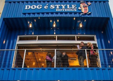 Dog e Style owner Rocco Termini recently netted a trespassing complaint after handing out hot dogs near a food truck.