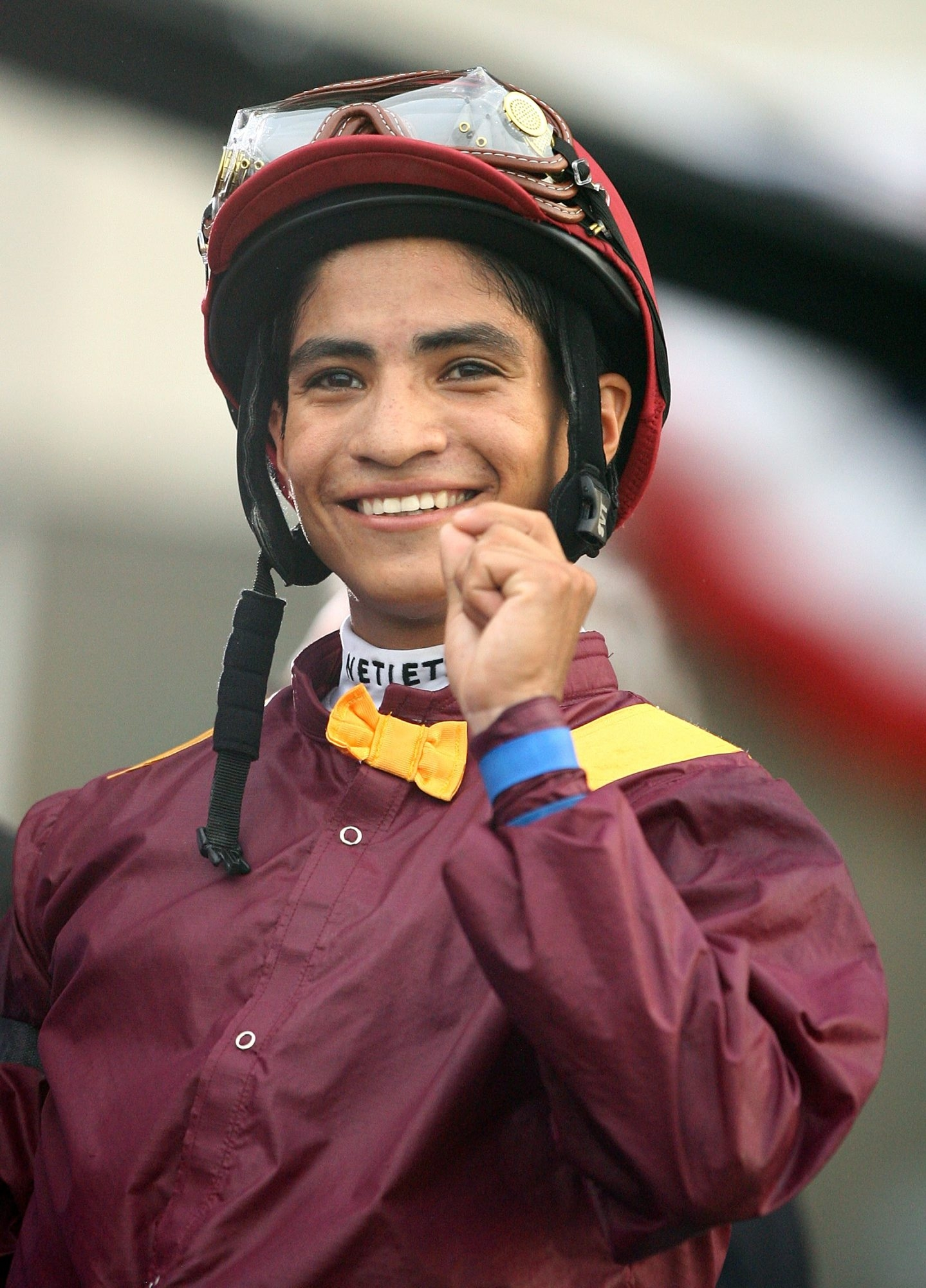 Jockey Alan Garcia says his Queen's Plate mount, Conquest Boogaloo, is underrated.