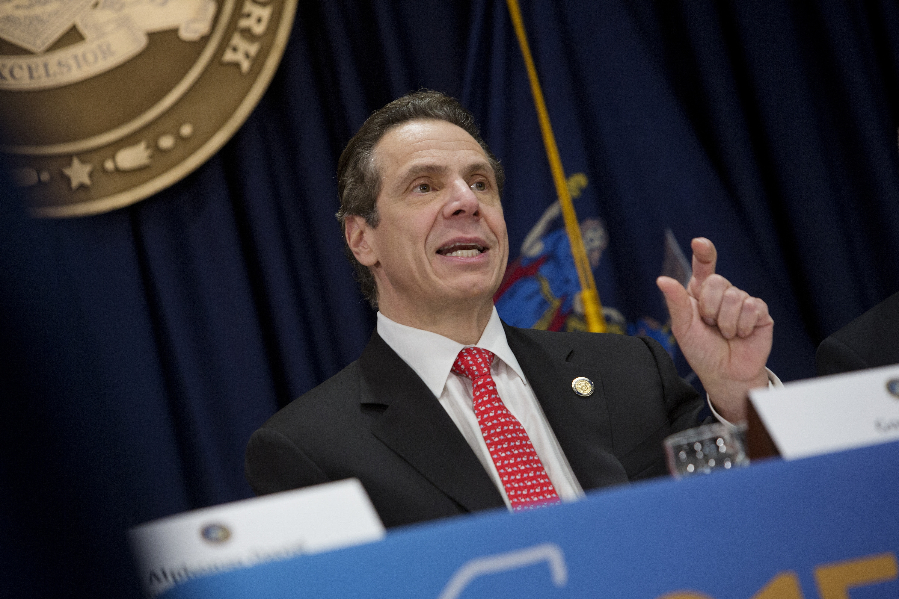 Gov. Andrew Cuomo's goals are the right goals. His focus on upstate, especially Buffalo, has made a noticeable difference. (New York Times photo)