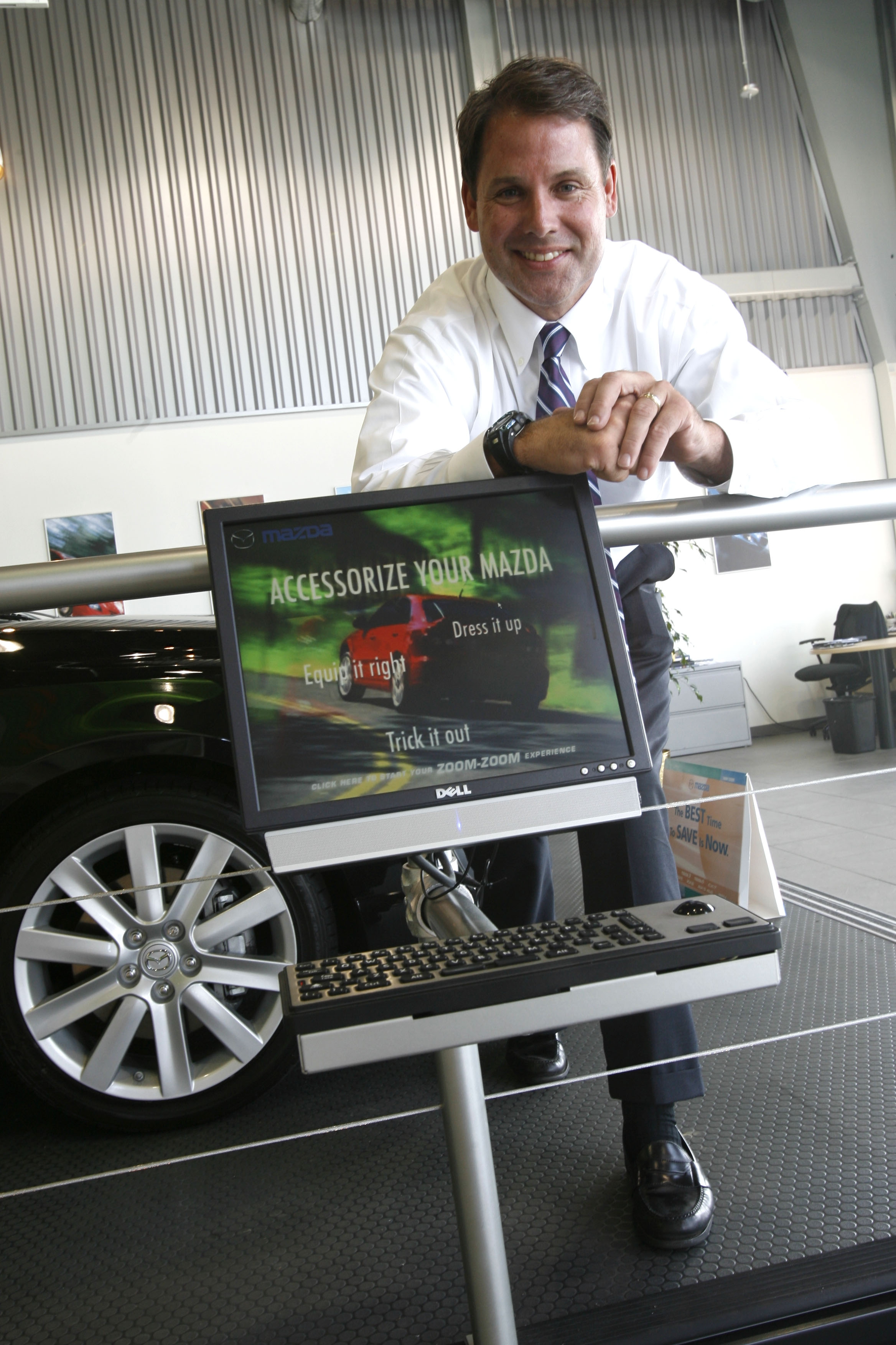 """Towne's Franklin Downing Jr., after buying North Collins dealer, says, """"I always said I'd love to get a GM franchise."""""""
