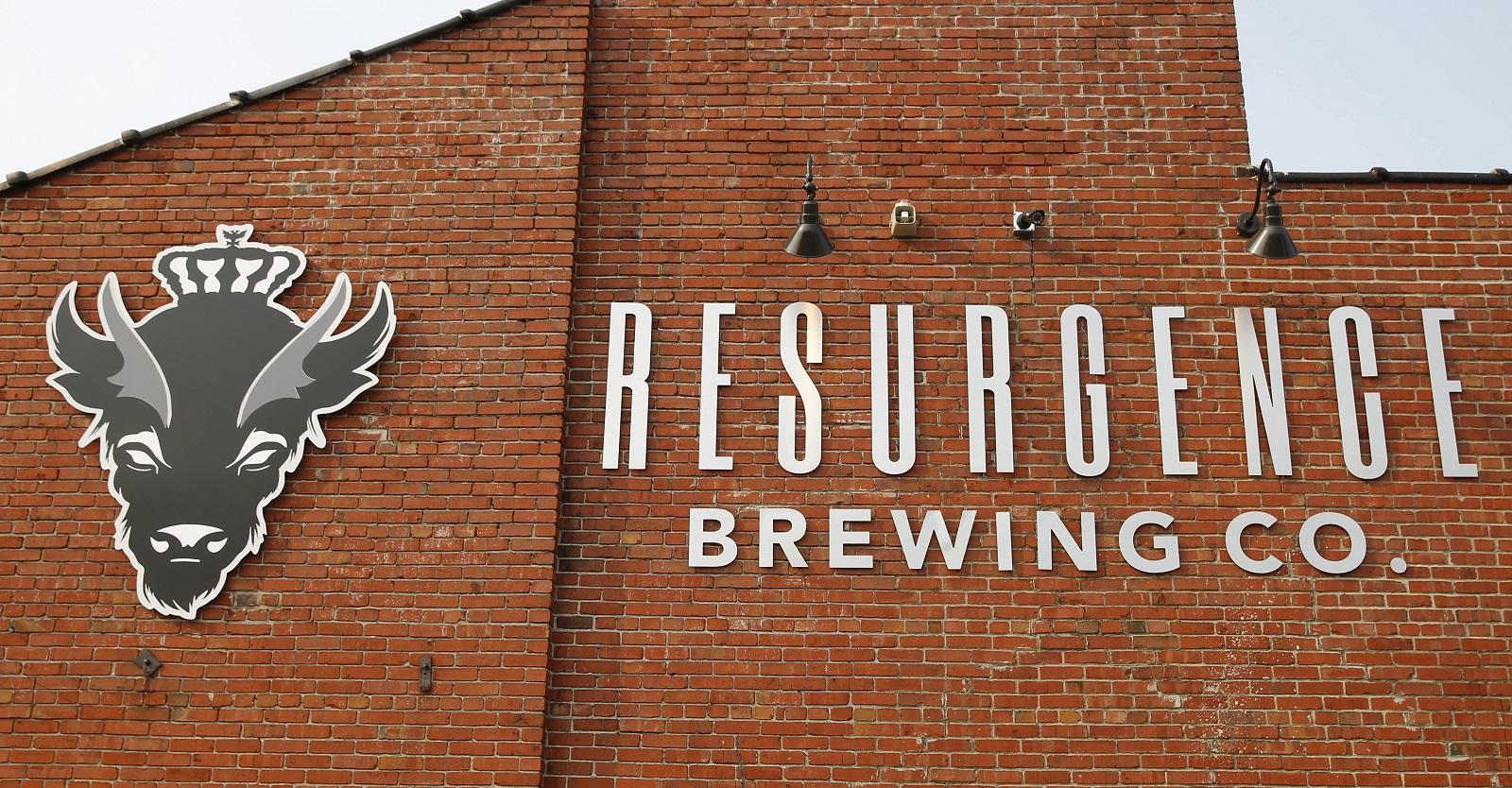 Resurgence Brewing Co. at 1250 Niagara St. has been part of the brewery boom in Buffalo. (Sharon Cantillon/Buffalo News)
