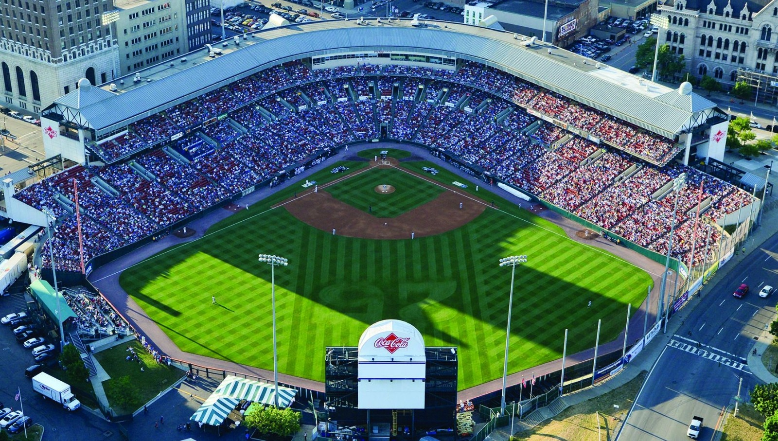 The Buffalo Bisons and Coca-Cola Field host a special evening for the LGBT community.