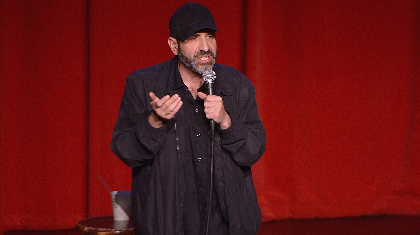If you like humor that hinges on sex and porn, Dave Attell is the comedian for you, Mark Ciemcioch writes. (Getty Images)
