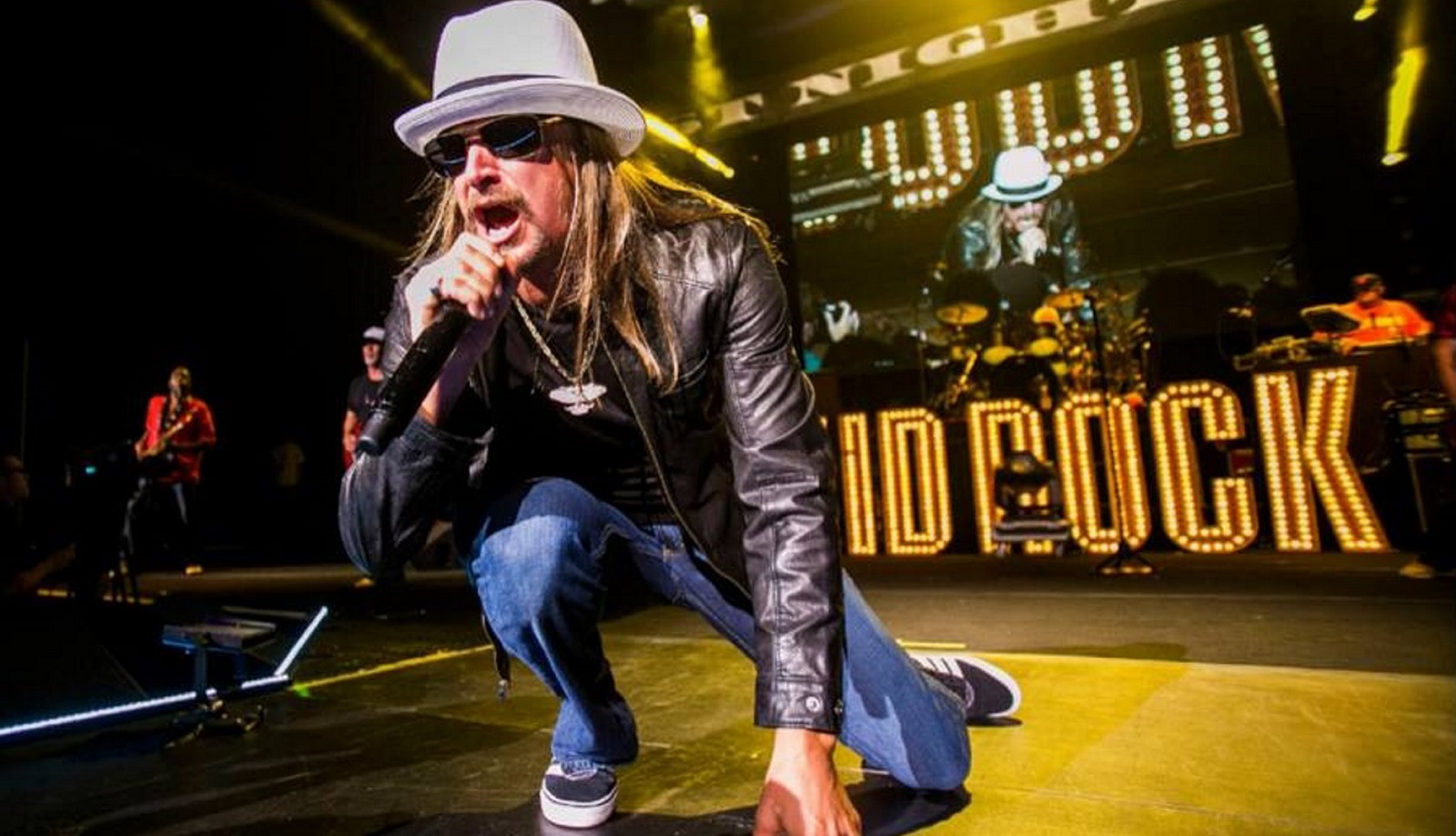 Kid Rock visits Darien with Foreigner for an affordable show.