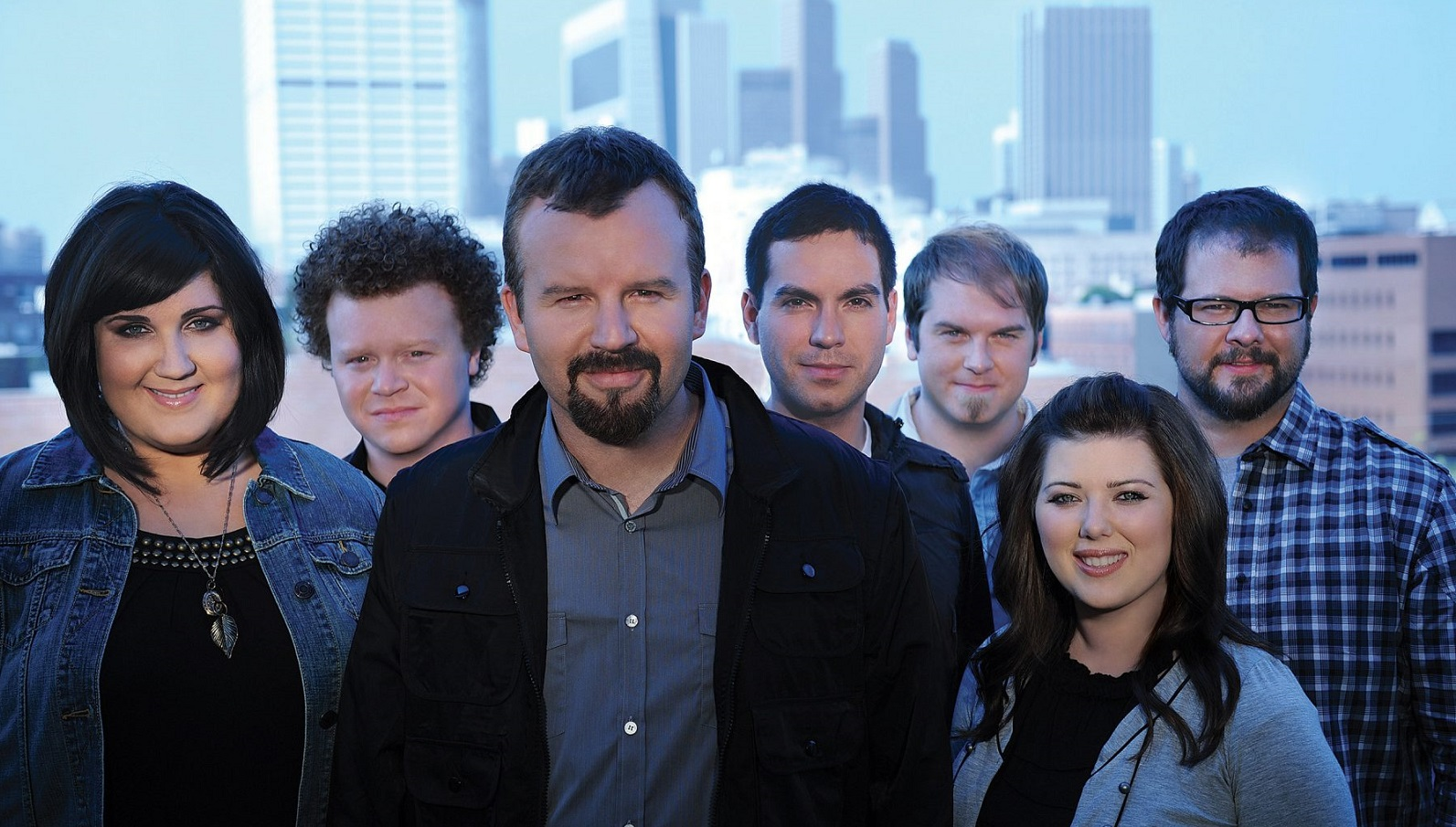 Multi-platinum Christian rock group Casting Crowns performed Friday in Darien Lake Performing Arts Center.