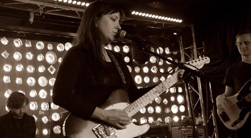 Rebecca Ryskalczyk will perform at Mohawk Place.