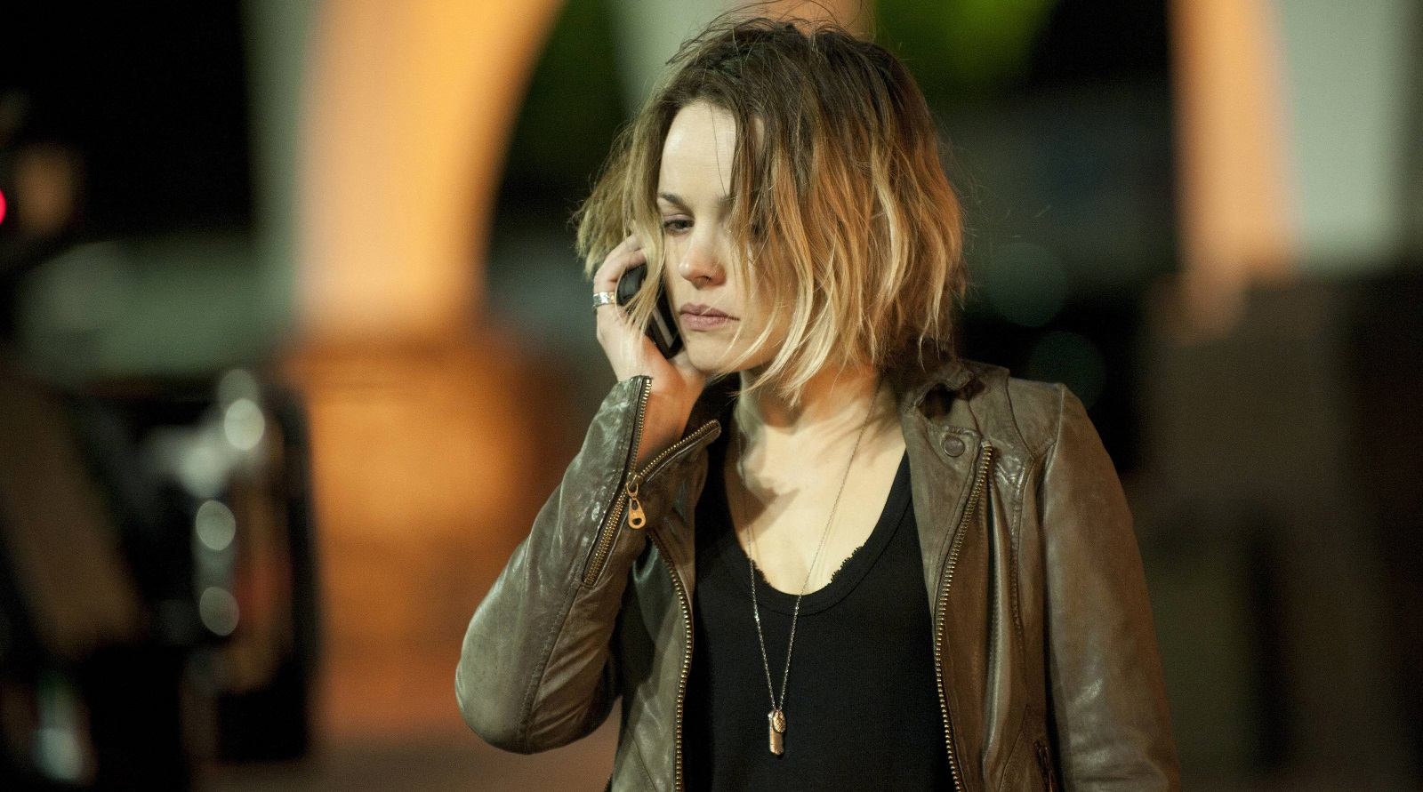 HBO's 'True Detective,' starring Rachel McAdams, pictured, is one of Jeff Simon's weekend suggestions. (Lacey Terrell)