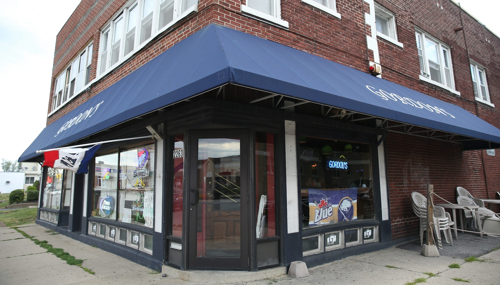 Gordon's will be sold soon, but not until after the 11th anniversary party. (Sharon Cantillon/Buffalo News)