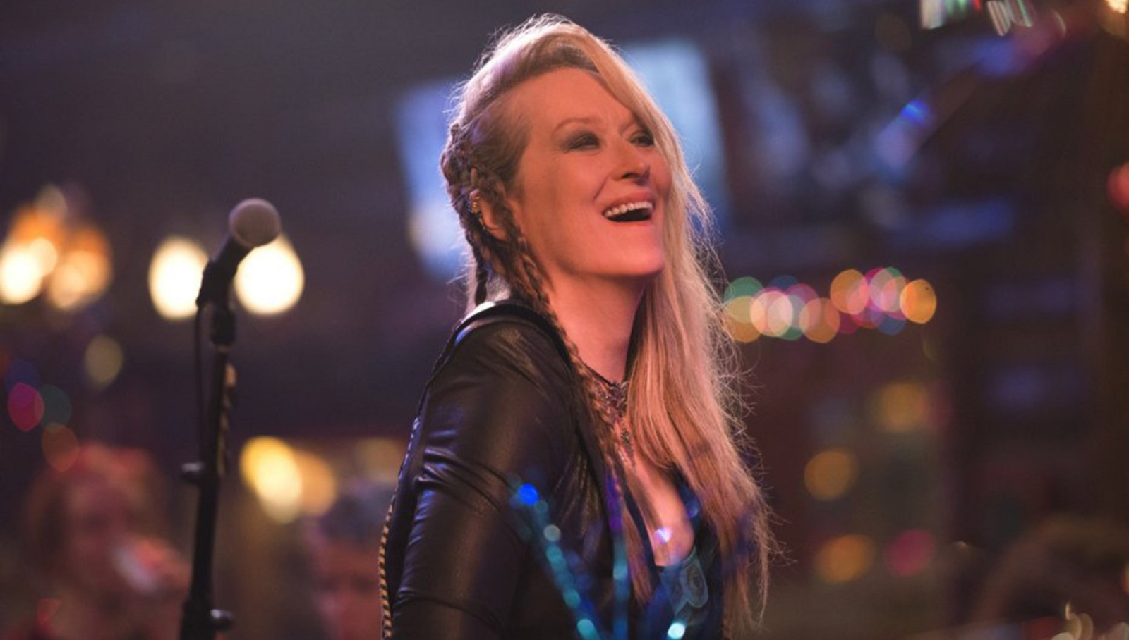 Meryl Streep stars in 'Ricki and The Flash.' (Sony Pictures Entertainment)