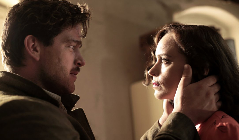 "Ronald Zehrfeld and Nina Hoss star in ""Phoenix."""