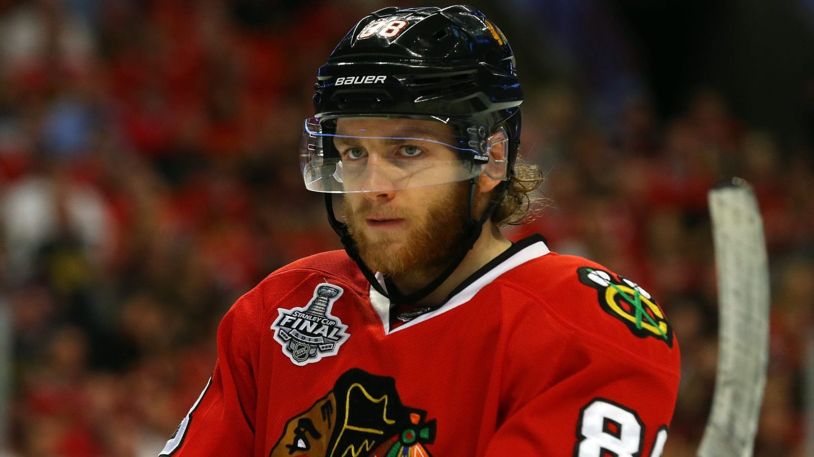 Chicago Blackhawks star Patrick Kane, who has a home in Hamburg, is reportly being investigated by police.