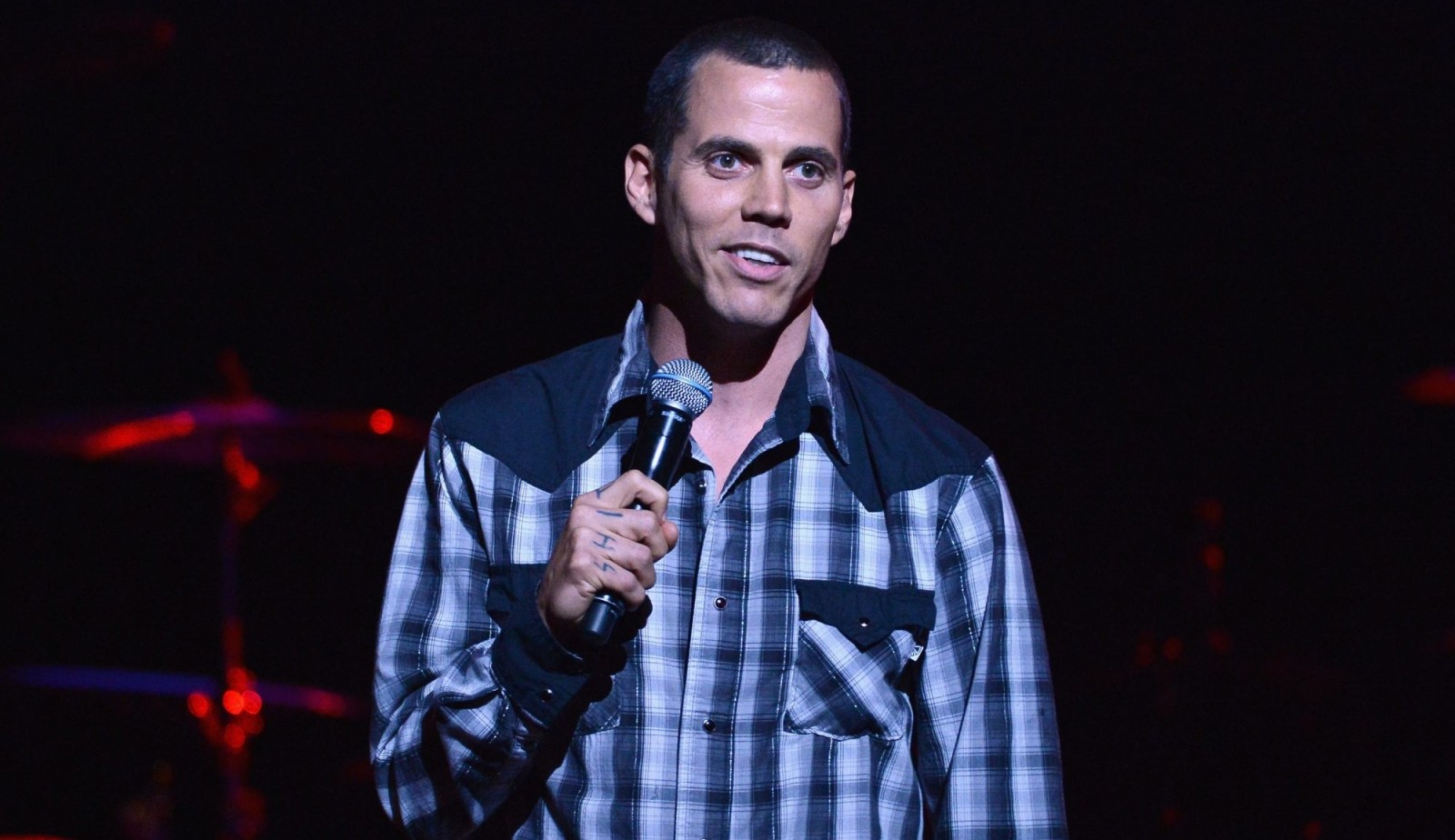 Steve-O will be at Helium Comedy Club for five shows. (Getty Images)