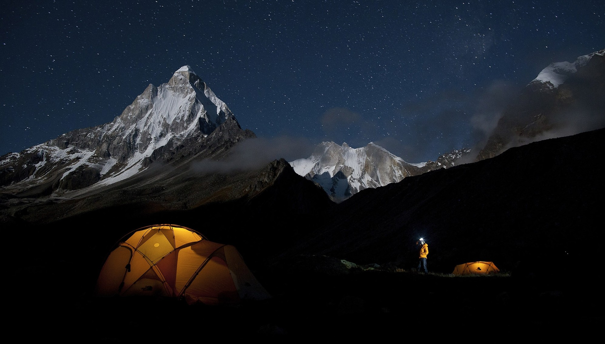 The documentary 'Meru' is the edge-of-the seat story of a quest in the Himalayas.