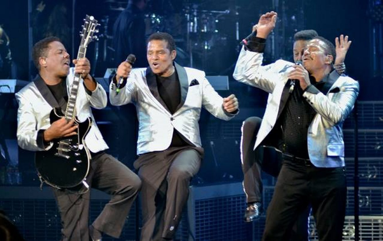 The Jacksons will perform at UB's Center for the Arts on Nov. 21.