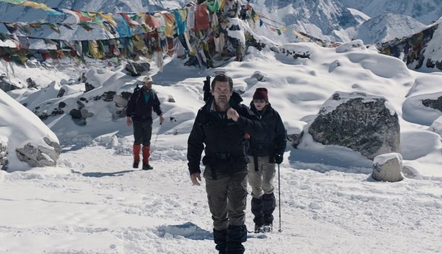 Josh Brolin and Jason Clarke star in 'Everest.'