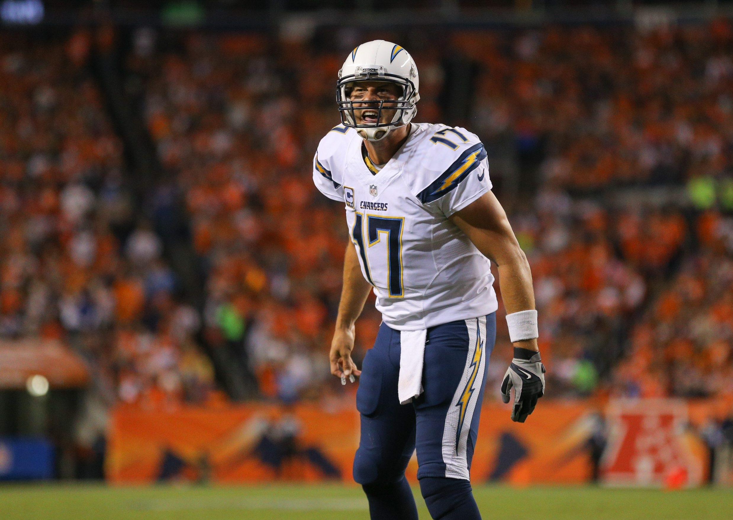 The San Diego Chargers have extended their commitment to quarterback Philip Rivers.