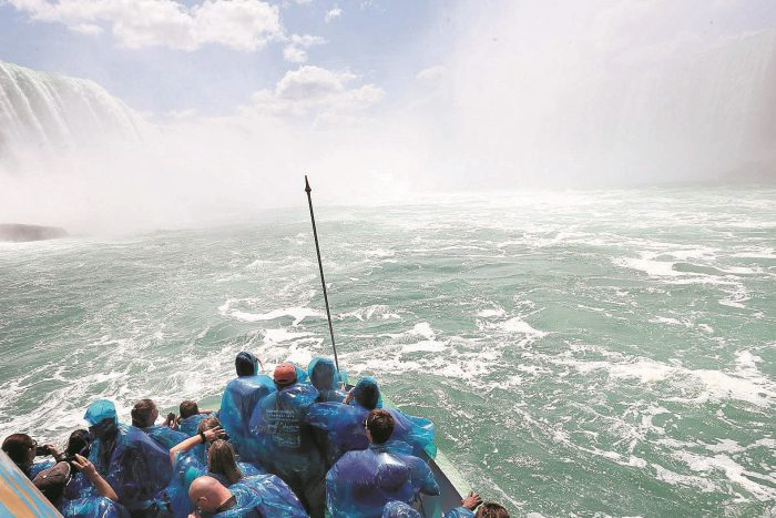 Maid of the Mist to open Saturday, on earliest date in 132 years