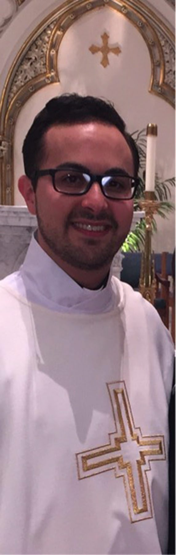 Sam Giangreco journeyed to see Pope Francis.