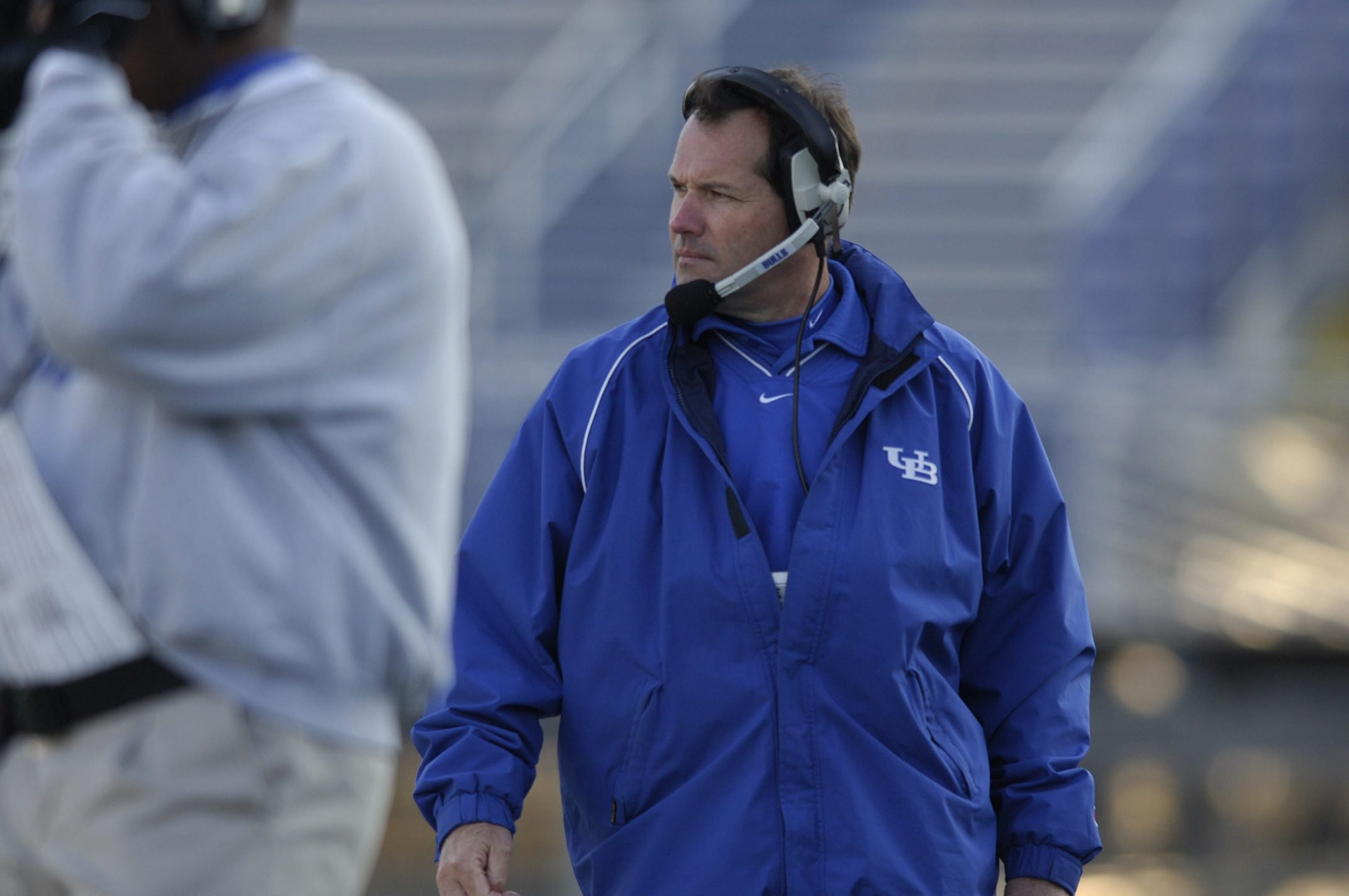 UB didn't win too much with ex-coach Jim Hofher, but he still has good memories of the place.