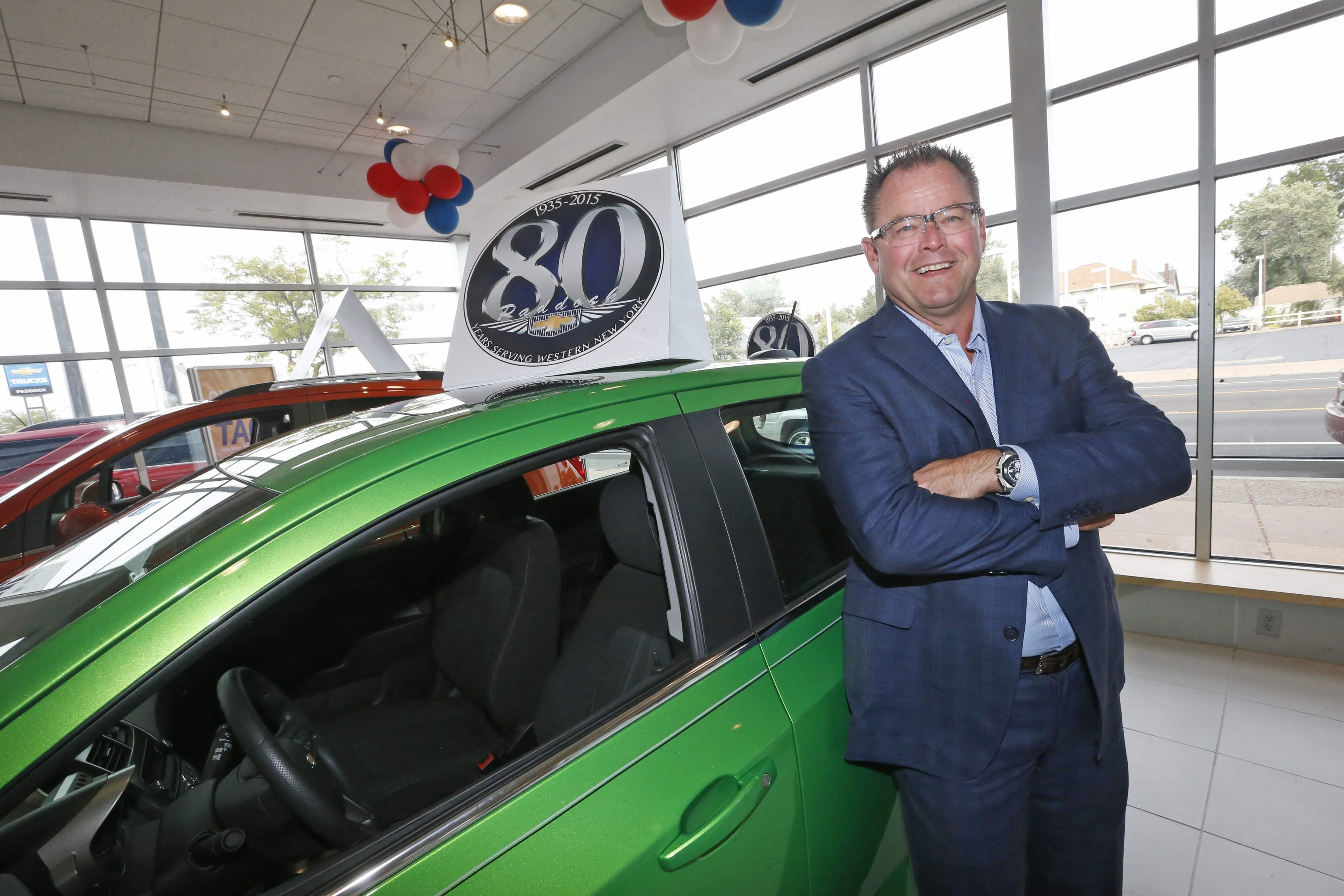 Duane Paddock, owner of Paddock Chevrolet, took lessons from his childhood with dyslexia to inspire and improve his approach to business.