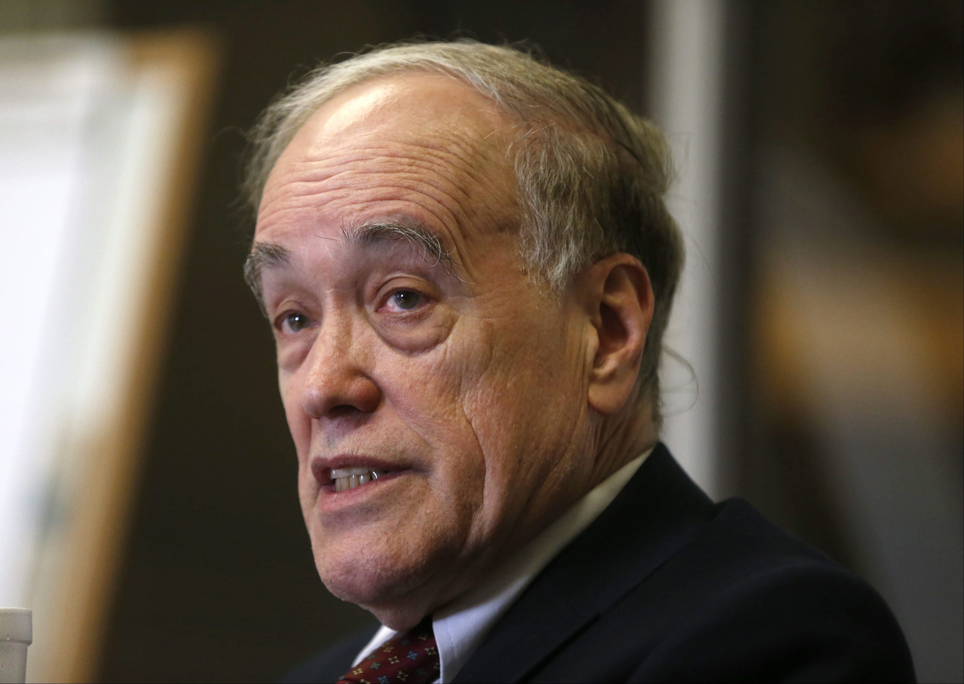The Buffalo School District ignored many of the recommendations made by Gary Orfield that would have opened more seats in criteria schools. (Robert Kirkham/Buffalo News)