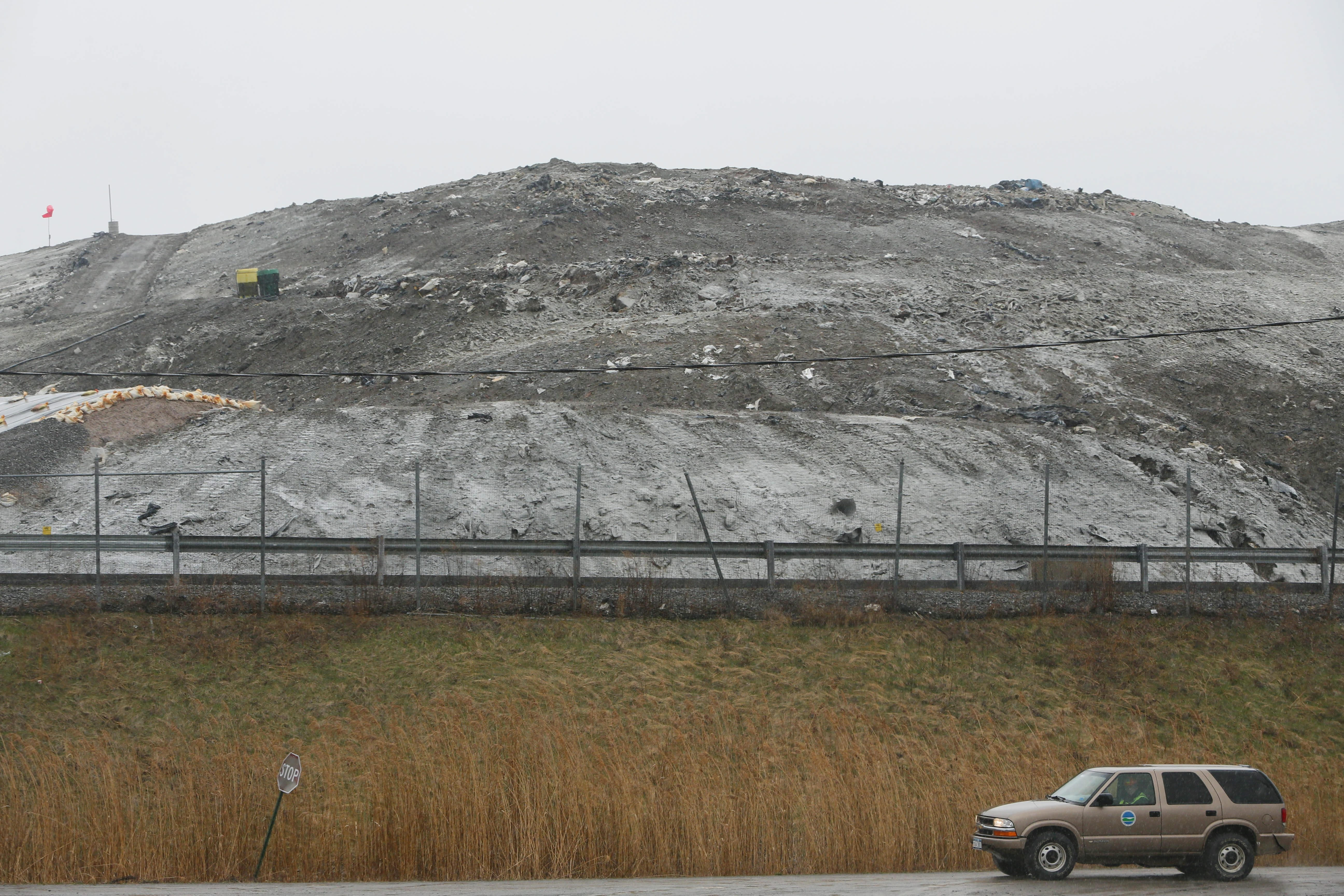CWM Chemical Services hazardous waste landfill is almost out of room. The company wants to build a new one on its 710-acre property in Lewiston and Porter, a plan that has met opposition.