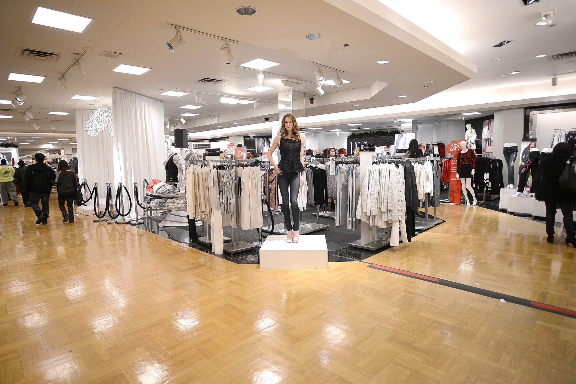 Macy's, which has mall stores locally at Walden Galleria, Boulevard, Eastern Hills and McKinley, will release a list of sites this fall that it will close in 2016.