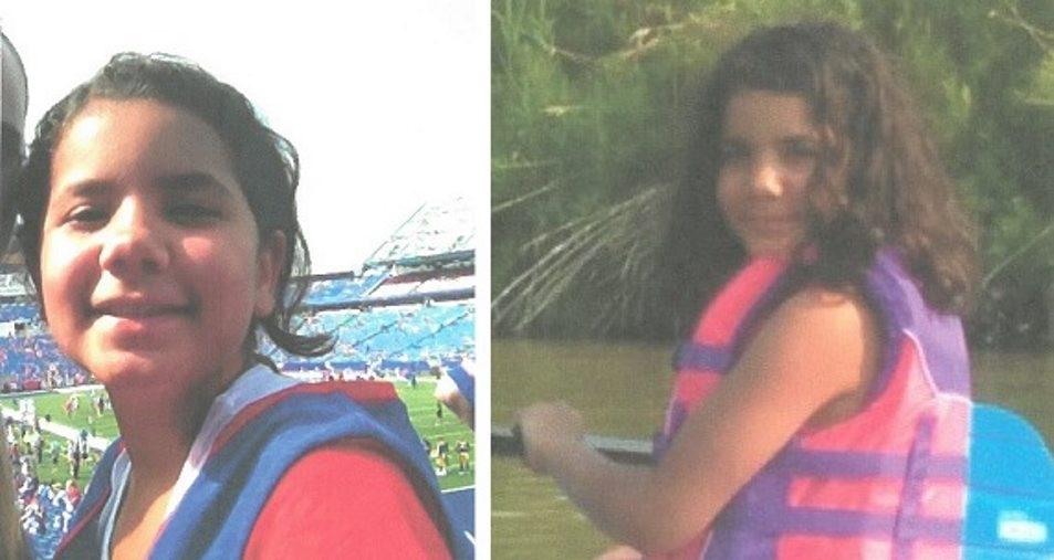 Krystal Alvarez had been reported missing. (Photo provided by Tonawanda police)