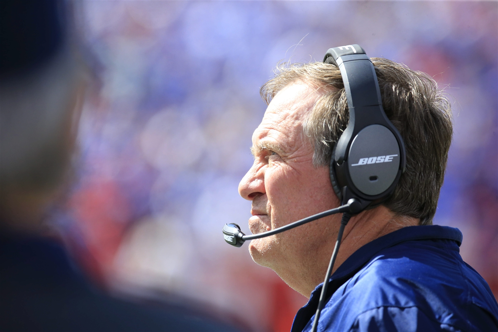 Bill Belichick and the Patriots had the last word Sunday. (Buffalo News)