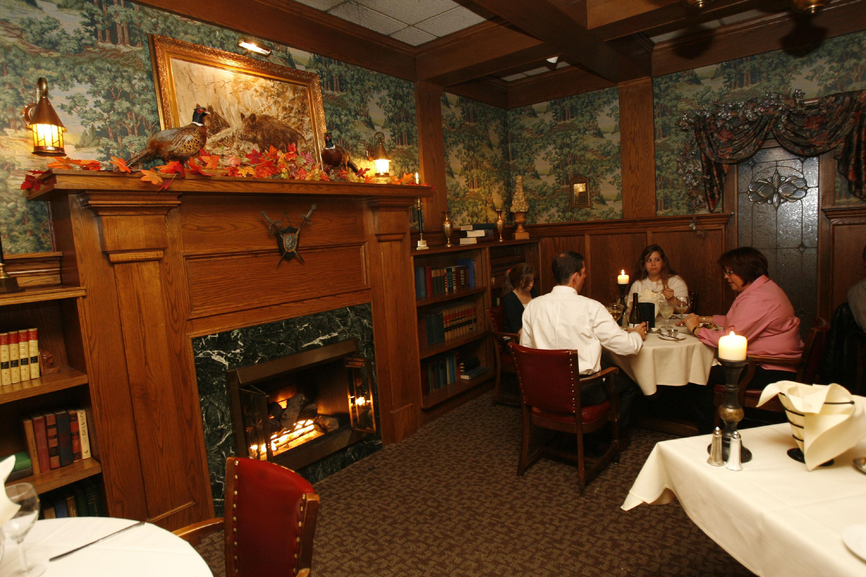 The country manor decor of The Friar's Table, seen here in 2009, is history (News file photo/Sharon Cantillon)