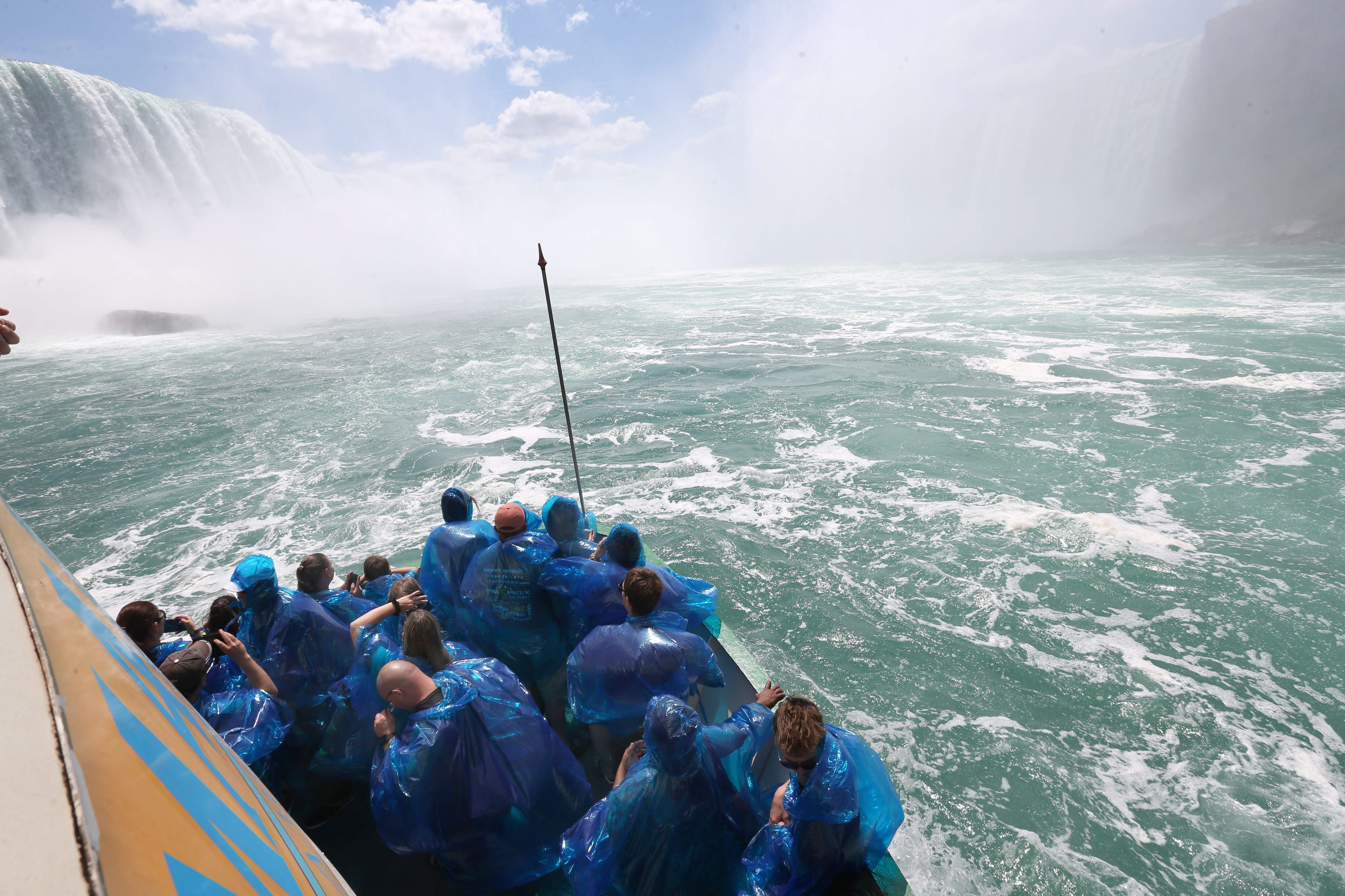 """Riding the Maid of the Mist is one of the highlights of visiting Niagara Falls. The attraction's most recent season showed """"every indication of continued significant increases in the number of guests,"""" the company said in a statement."""